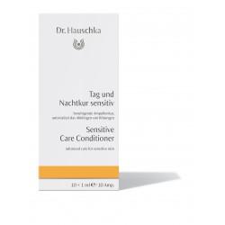 Dr. Hauschka Ampullakúra - érzékeny bőrre (Tag und Nachtkur sensitiv)