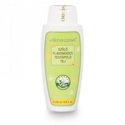 Naturissimo Szőlő flavonoidos testápoló tej