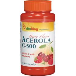 Acerola C - 500 rágótabletta