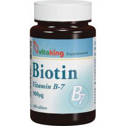 B- 7 vitamin- Biotin
