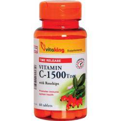 C- vitamin 1500 mg (csipkebogyóval)