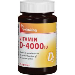 D3- vitamin 4000 NE