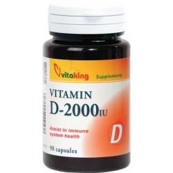 D3- vitamin 2000 NE