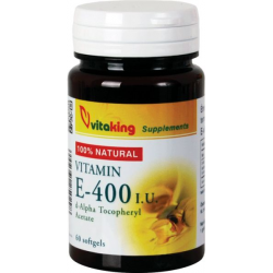 E- vitamin 400 NE (természetes)