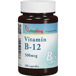 B- 12 vitamin