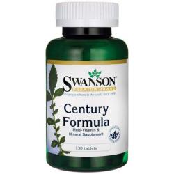 Century Formula + Vas (130) tabletta