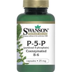 B6-vitamin P5P 25 mg (60) kapszula