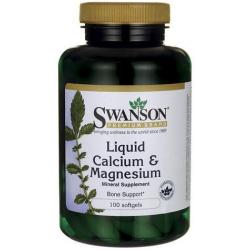 CalMag Liquid 300/150mg (100) gélkapszula
