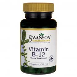 B12-vitamin Kobalamin 500mcg (100) kapszula