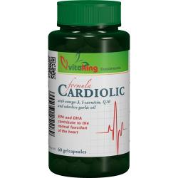 Cardiolic formula (60) gélkapszula