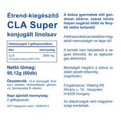 CLA Super (60) gélkapszula