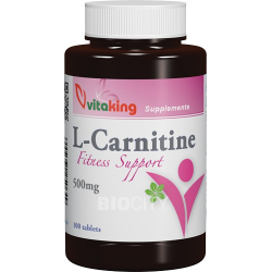 L-Carnitine 500mg (100) tabletta