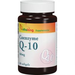 Q10 koenzim 60mg (60) gélkapszula