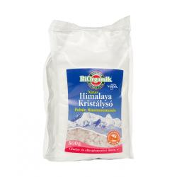 Naturganik Himalaya só, finom fehér