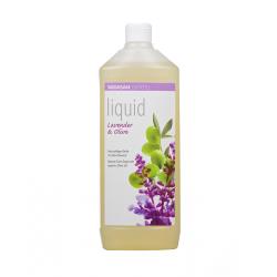 SODASAN BIO foly. szappan, levendula-olíva 1 L