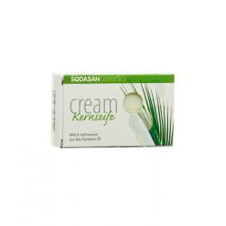 SODASAN BIO növényi szappan, natúr 100g