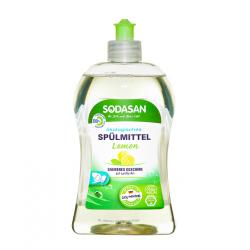 SODASAN ÖKO mosogatószer citrom 500ml
