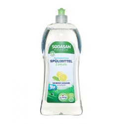 SODASAN ÖKO mosogatószer citrom 1000ml