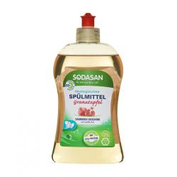 SODASAN ÖKO mosogatószer gránátalma 500ml