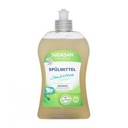 SODASAN ÖKO mosogatószer sensitiv 500ml