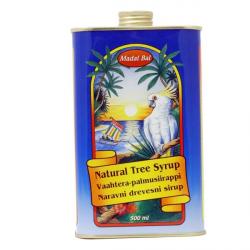 Neera pálma- és juharszirup 500ml (5-féle pálmából)