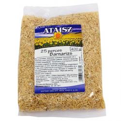 Barna rizs 25 perces 400g Ataisz