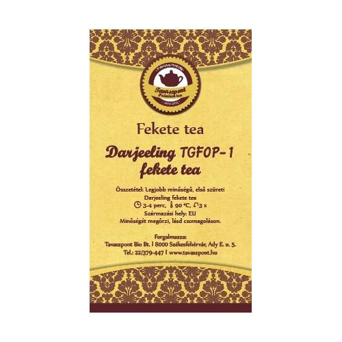 Darjeeling TGFOP-1 fekete tea