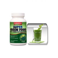 Super Green Food – Alga komplex tabletta 180 db