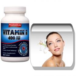 E-vitamin 400 IU gélkapszula 100 db
