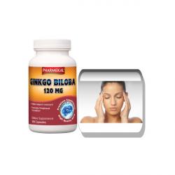 Ginkgo Biloba kivonat 120 mg kapszula 100 db