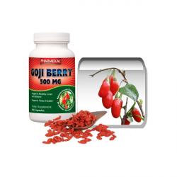 Goji berry 500 mg kapszula 100 db