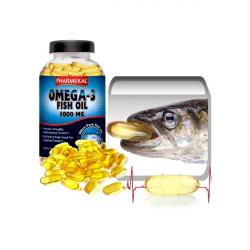 Omega-3 halolaj 1000 mg gélkapszula 100 db