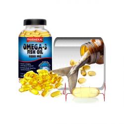 Omega-3 halolaj 1000 mg gélkapszula 350 db