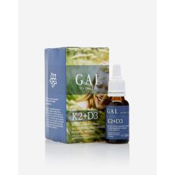 GAL K2-D3 vitamin, 500 mcg K-komplex + 4000 NE D3 x 60 adag
