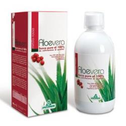 Specchiasol 100%-os Aloe Vera és Vörösáfonya koncentrátum 1000ml