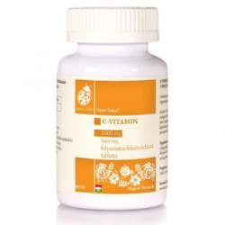 Natur Tanya Szerves C-vitamin 1000 mg retard tabletta 60db