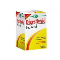 ESI Digestiv Aid - No Acid lúgosító-savlekötő tabletta 60db