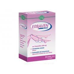 ESI Erbaven retard - lassú felszívódású visszér és aranyér tabletta 30 db