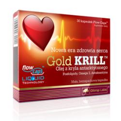 Olimp Labs Gold Krill rákolaj kapszula 30db