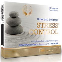 Olimp Labs STRESS CONTROL stresszoldó - 30 kapszula
