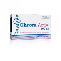 Olimp Labs Szerves Króm Aktív 60db tabletta