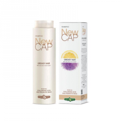 Erbavita New CAP sampon zsíros hajra 250 ml