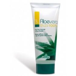 Specchiasol 100 százalékos Aloe Vera gél teafa olajjal és fügekaktusz kivonattal 200ml