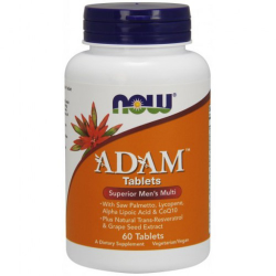 ADAM Superior Men's Multiple Vitamin - 60 Tabletta