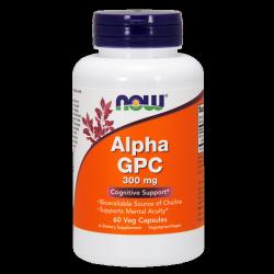 Alpha GPC 300 mg - 60 Veg kapszula
