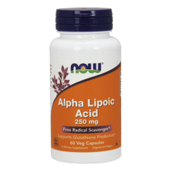 Alpha Lipoic Acid 250 mg - 60 Vcaps