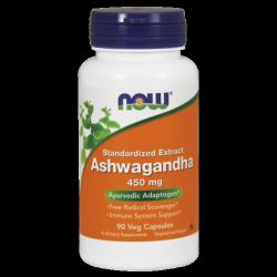 Ashwagandha Extract 450 mg - 90 Veg kapszula