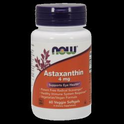Astaxanthin 4 mg - 60 Veggie kapszula