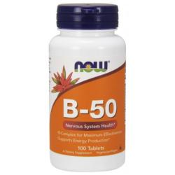 Vitamin B-50 100 Tabletta
