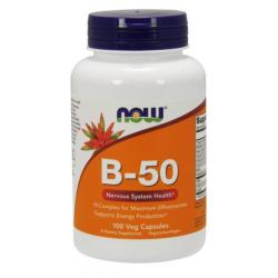 B-50 B komplex 100 kapszula